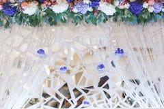Τεμάχια του διακοσμητικού καθρέφτη Στοκ φωτογραφία με δικαίωμα ελεύθερης χρήσης