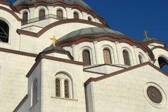 Τεμάχιο καθεδρικών ναών Στοκ Εικόνα