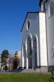 Τεμάχιο καθεδρικών ναών Στοκ Φωτογραφία