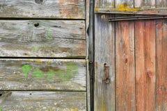 Τεμάχιο της αγροτικής αρχιτεκτονικής Στοκ φωτογραφίες με δικαίωμα ελεύθερης χρήσης