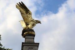 Τεμάχιο της μάχης μνημείων της Μεγάλης Βρετανίας, Λονδίνο Στοκ φωτογραφία με δικαίωμα ελεύθερης χρήσης