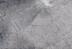 Τεμάχιο της σύστασης πετρών με τις γρατσουνιές και τις ρωγμές στοκ εικόνα