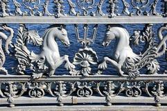 Τεμάχιο του δικτυωτού πλέγματος της Annunciation γέφυρας Στοκ φωτογραφίες με δικαίωμα ελεύθερης χρήσης