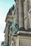 Τεμάχιο του καθεδρικού ναού του Βερολίνου Στοκ Εικόνα