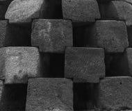 Τεμάχιο του ναού Borobudur stupa τεκτονικών στο ινδονησιακό νησί της Ιάβας Στοκ Εικόνες