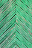 Τεμάχιο του ξύλινου τοίχου Στοκ εικόνα με δικαίωμα ελεύθερης χρήσης