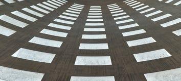 Τεμάχιο του συμπαγούς τοίχου στο βιομηχανικό ύφος σοφιτών Στοκ Εικόνες