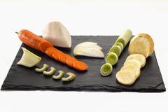 τεμαχισμένα λαχανικά στοκ φωτογραφίες με δικαίωμα ελεύθερης χρήσης