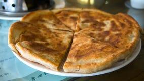 Τεμαχισμένη ψημένη πίτα Στοκ Εικόνες