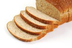τεμαχισμένος ψωμί σίτος Στοκ Φωτογραφία