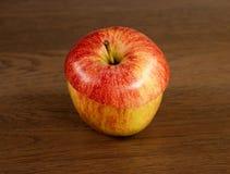 Τεμαχισμένο κόκκινο appl Στοκ φωτογραφία με δικαίωμα ελεύθερης χρήσης