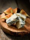 Τεμαχισμένο τυρί Στοκ Φωτογραφία