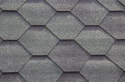 τεμαχισμένο υλικό κατασκευής σκεπής αισθητό στοκ εικόνες