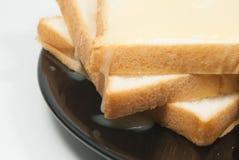Τεμαχισμένο ψωμί Στοκ εικόνα με δικαίωμα ελεύθερης χρήσης