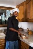 τεμαχισμός τροφίμων αρχιμ&alph στοκ φωτογραφίες
