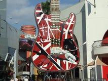 Τεράστια κιθάρα Στοκ φωτογραφία με δικαίωμα ελεύθερης χρήσης