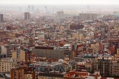 Τεράστια μητρόπολη πανοράματος στοκ φωτογραφίες με δικαίωμα ελεύθερης χρήσης