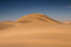 Τεράστιοι αμμόλοφοι άμμου κοντά σε Swakopmund Στοκ Φωτογραφία