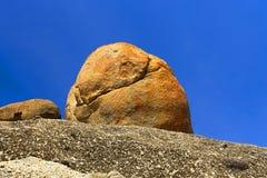 τεράστιοι βράχοι Στοκ Εικόνα
