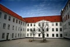 Τεράστιο σπίτι Στοκ Φωτογραφίες