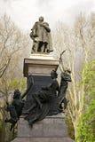 Τεργέστη Άγαλμα του Domenico Rossetti Στοκ Φωτογραφία