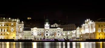 Τεργέστη Στοκ φωτογραφία με δικαίωμα ελεύθερης χρήσης