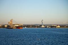 τερματικό άνθρακα Στοκ εικόνες με δικαίωμα ελεύθερης χρήσης