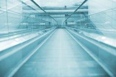 τερματικό ανελκυστήρων του Πεκίνου αερολιμένων Στοκ εικόνες με δικαίωμα ελεύθερης χρήσης
