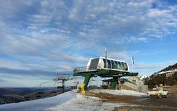 Τερματικό ανελκυστήρων εδρών Στοκ εικόνα με δικαίωμα ελεύθερης χρήσης