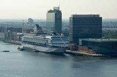 τερματικό επιβατών Στοκ εικόνες με δικαίωμα ελεύθερης χρήσης