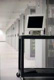 τερματικό κεντρικών υπολογιστών Στοκ φωτογραφία με δικαίωμα ελεύθερης χρήσης