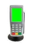 Τερματικό πιστωτικών καρτών Στοκ Εικόνα