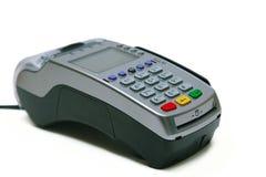 Τερματικό πιστωτικών καρτών Στοκ Φωτογραφία