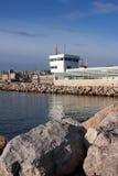 τερματικό του Rijeka επιβατών Στοκ Εικόνα