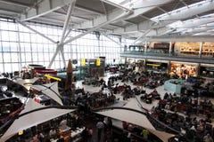 Τερματικό 5 Heathrow Στοκ Εικόνες