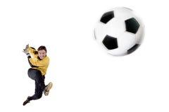 τερματοφύλακας ενέργει& Στοκ φωτογραφία με δικαίωμα ελεύθερης χρήσης