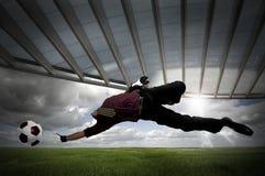τερματοφύλακας Στοκ φωτογραφία με δικαίωμα ελεύθερης χρήσης