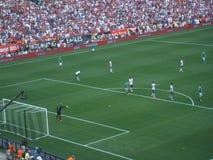 Τερματοφύλακας Tim Howard και U S Εθνική ομάδα ποδοσφαίρου στοκ εικόνες
