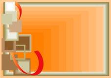 τετράγωνα κορδελλών απεικόνιση αποθεμάτων