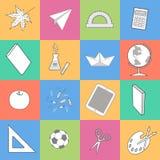 τετράγωνα Στοκ εικόνες με δικαίωμα ελεύθερης χρήσης