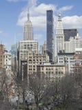 Τετράγωνο ένωσης, Νέα Υόρκη Στοκ Εικόνες