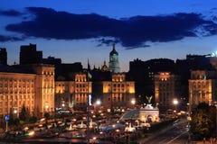 τετράγωνο ανεξαρτησίας Στοκ Εικόνες