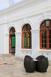 Τετράγωνο ανεξαρτησίας Arcade, Colombo Σρι Λάνκα Στοκ Εικόνες