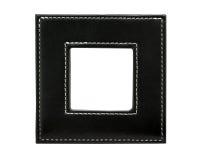 τετράγωνο δέρματος πλαισίων Στοκ φωτογραφία με δικαίωμα ελεύθερης χρήσης