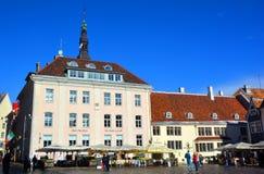 Τετράγωνο Δημαρχείων Στοκ φωτογραφία με δικαίωμα ελεύθερης χρήσης