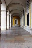 Τετράγωνο εμπορίου, Λισσαβώνα, Πορτογαλία Στοκ εικόνες με δικαίωμα ελεύθερης χρήσης