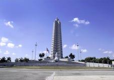 τετράγωνο επαναστάσεων εικόνων της Αβάνας guevara της Κούβας Φεβρουάριος κτηρίου 24 2009 che Στοκ Φωτογραφίες