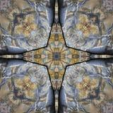 Τετράγωνο καλειδοσκόπιων: Βράχος της νέας γης στοκ φωτογραφίες