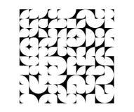 Τετράγωνο μέσω κάθε μονάδας απεικόνιση αποθεμάτων