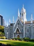 Τετράγωνο ναών της Σωλτ Λέικ Σίτυ, Γιούτα στοκ φωτογραφίες